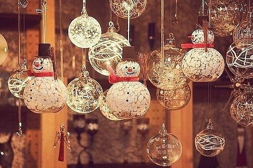 Декор своими руками на новый год фото